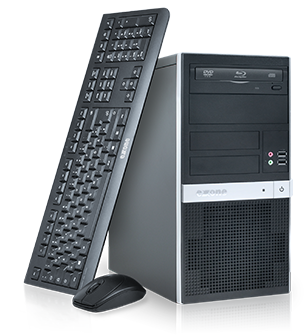 exone Business 1101 Desktop-PC